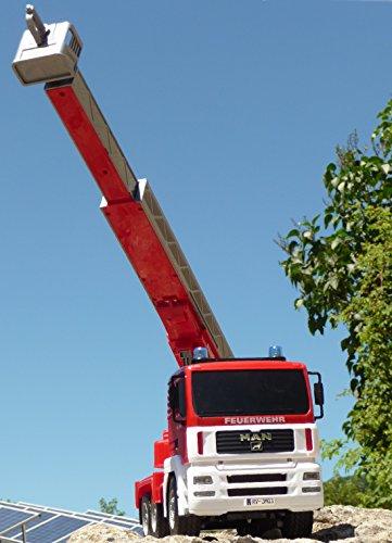RC Auto kaufen Feuerwehr Bild 2: RC FEUERWEHR LKW MAN mit 7 Funktionen 35cm Ferngesteuert 2,4GHz*