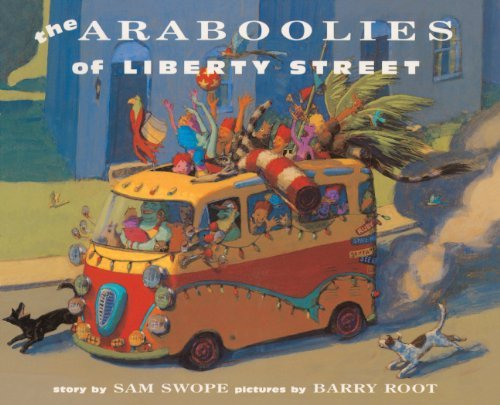 Araboolies of Liberty Street by Sam Swope (2001-08-05)