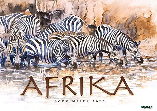 Bodo Meier Kalender 2020 - Afrika