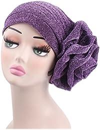 Amazon.es  ropa mujer musulmana - Gorros de punto   Sombreros y ... 6bee39d77e7d