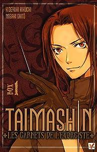 Taïmashin : Les carnets de l'exorciste Edition Coffret Tomes 1 à 3
