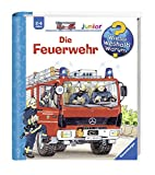 Ravensburger Junior Wieso? Weshalb? Warum? Kinder-Buch - Die Feuerwehr