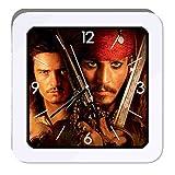 Wecker Pirat der Karibik–Jack Sparrow
