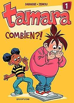 Tamara - tome 1 - Combien ?! par [Zidrou]