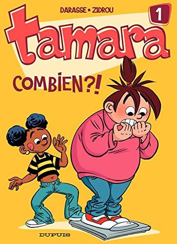 Couverture du livre Tamara - tome 1 - Combien ?!