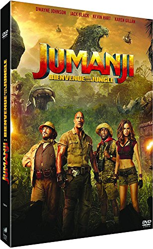 "<a href=""/node/1403"">Jumanji : Bienvenue dans la jungle [DVD]</a>"