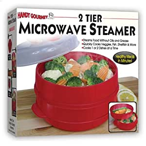 how to use a 2 tier steamer