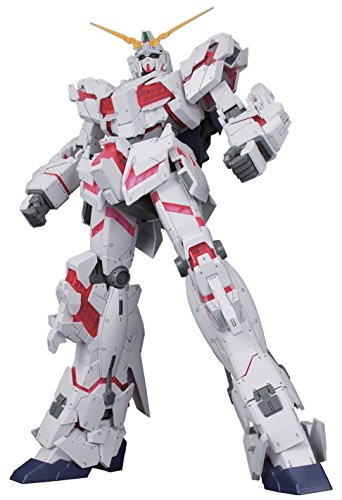 Bandai Hobby Mega tamaño 1/48Unicorn Destruir Modo Gundam UC Kit de Modelo Figura