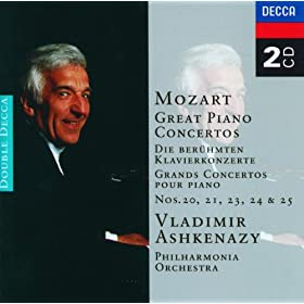 Mozart: Piano Concerto No.20 in D minor, K.466 - 2. Romance
