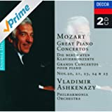 Mozart: Great Piano Concertos (2 CDs)