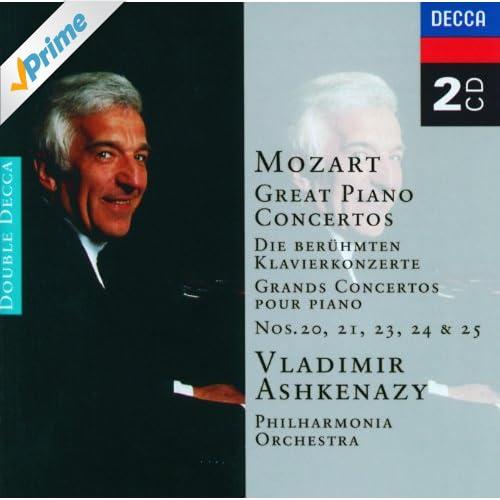 Mozart: Piano Concerto No.24 in C minor, K.491 - 2. Larghetto
