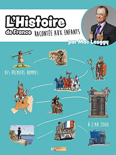 L'histoire au quotidien racontée aux enfants par Jean-Michel Billioud