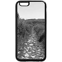 iPhone 6S Case, iPhone 6 Case (Black & White) - Pleven