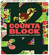 Countablock by Christopher Franceschelli (1-Sep-2014) Board book