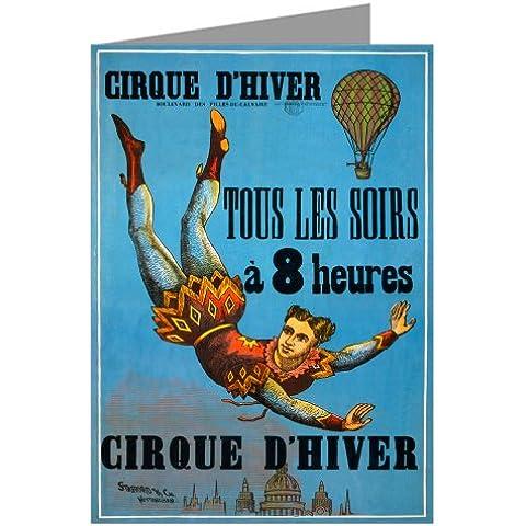 Franz & # x161; classico circo Poster