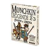 Raven Munchkin Leggende 2 e 3 - Fauni e Arena