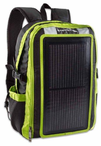 Ascent EnerPlex Packr Combo Solar Rucksack grün