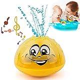 VZATT BéBé Toddler Jouet De Bain, Jouets pour Le Bain BéBé Enfant, Amusant Jouet De Piscines, Jouets De Bain Flottant, PulvéRiser Automatiquement De l'eau, Une DéColoration, pour BéBé/Enfant Cadeau