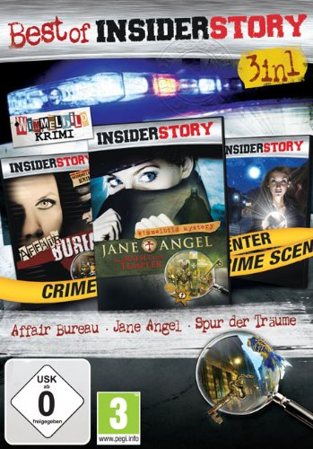 Best of Insider Story (Affair Bureau / Jane Angel / Spur der Träume)
