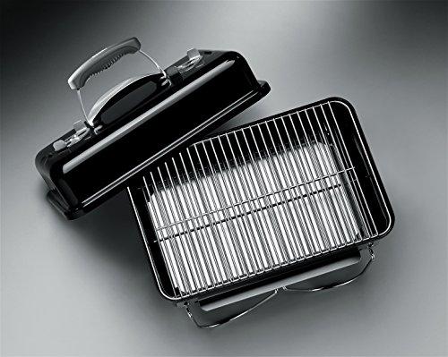 Weber Holzkohlegrill Go Anywhere : Wedermann tafelgrill holzkohlegrill tischgrill grill foto