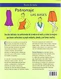 Image de PATRONAJE. LAS BASES (Diseño De Moda / Fashion Design)
