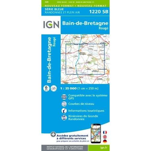 1220SB BAIN DE BRETAGNE ROUGE