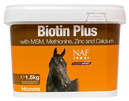 Natural Animal Feeds NAF Biotin Plus