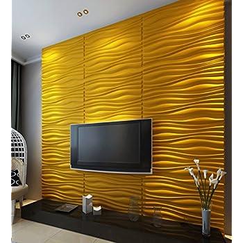 inreda 3d wand paneele speisezimmer wohnzimmer schlaf zimmer 3 qm wp0003 baumarkt. Black Bedroom Furniture Sets. Home Design Ideas