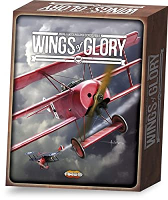 Ares Games argd0040Wings of Glory Ww1?: he441Jeu
