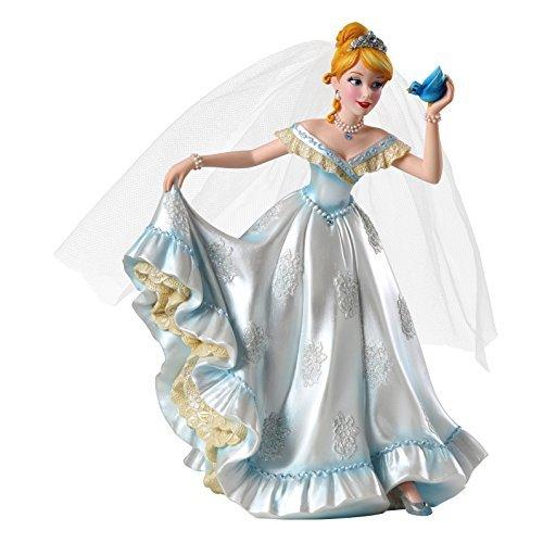Enesco Disney Showcase Cenicienta figura de novia, 20,3 cm) por Enesco