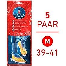 kuschlig warme Füße Größe XL 5 Paar 8 Stunden lang 37°C Schuhheizung Thermopad Sohlen-Wärmer Heizsohlen