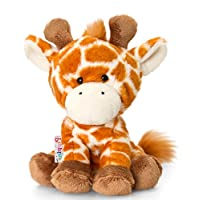 Pippins Soft Toy Giraffe George Approx. 14 cm Brown