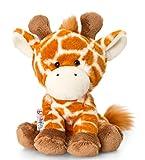 Plüschtier Giraffe George, braunes Kuscheltier Pippins ca. 14 cm