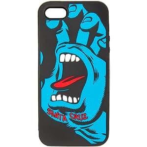 Santa Cruz Skateboards Coque Pour Iphone 5/5s Screaming Hand - BLUE - U