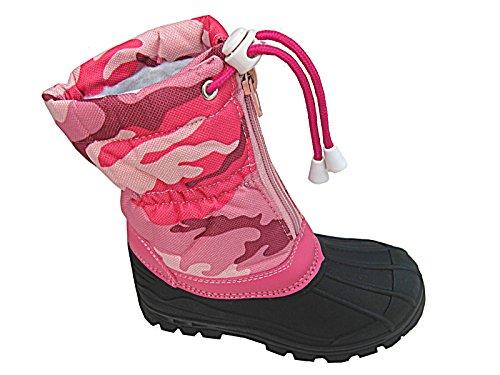 foster-footwear-work-wellingtons-garcon-fille-mixte-enfant-rose-rose-31-eu-enfants