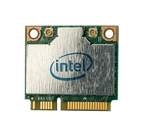 Intel 7260.HMWWB.R Carte réseau WLAN/Bluetooth 867 Mbit/s Interne - Cartes réseau (Interne, sans Fil, PCI Express, WLAN/Bluetooth, IEEE 802.11ac, 867 Mbit/s) par  Intel