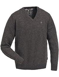 Pinewood Sweater para Hombre, Tejido Wiltshire