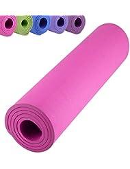 Win.max 10mm PER Estera De Yoga Estera Antideslizante Fitness Pad Estera De Yoga