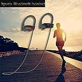 Best Mpow Bluetooth Speaker Waterproofs - Aprigy Bass Stereo Headset Waterproof Sport Wireless Earphone Review