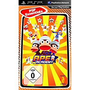 Ape Academy [Essentials] – [Sony PSP]