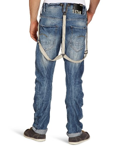 G-star - Jean tapered - Homme Bleu-263-TR-A2