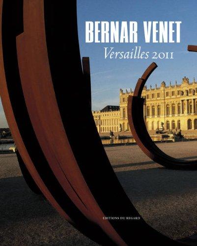 Bernar Venet : Versailles 2011