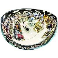 Dancop 0004368 Espejo convexo esferico, PMMA, 100cm diámetro