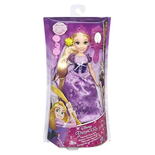 Hasbro Disney Prinzessin B5294ES0 - Disney Prinzessin Haarzauber Rapunzel, Puppe