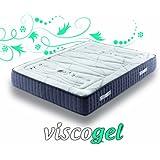 Colchón viscoelástico Viscogel 90x190