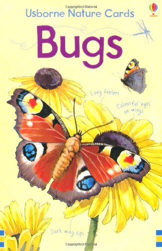 Bugs (Usborne Nature Cards)