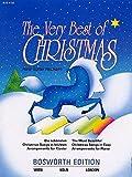 The Very Best Of Christmas -Vortragsstücke für Klavier- (Auch als CD mit Playback-Version & Singalong Version erhältlich): Noten, Sammelband für Klavier