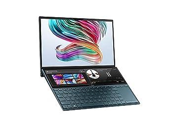 ASUS ZenBook Duo UX481 Full HD 14 Inch Dual Screen Laptop (Intel i7-10510U Processor, NVIDIA MX250 Graphics, 512 GB PCI-e SSD, 16 GB RAM, ScreenPad Plus)