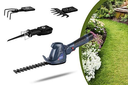 WOLFGANG Herramienta jardín multifunción 4 1, Cortadora