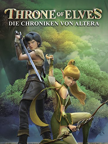 Throne of Elves - Die Chroniken von Altera [dt./OV]